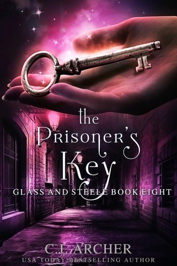 The prisoner's key - cover
