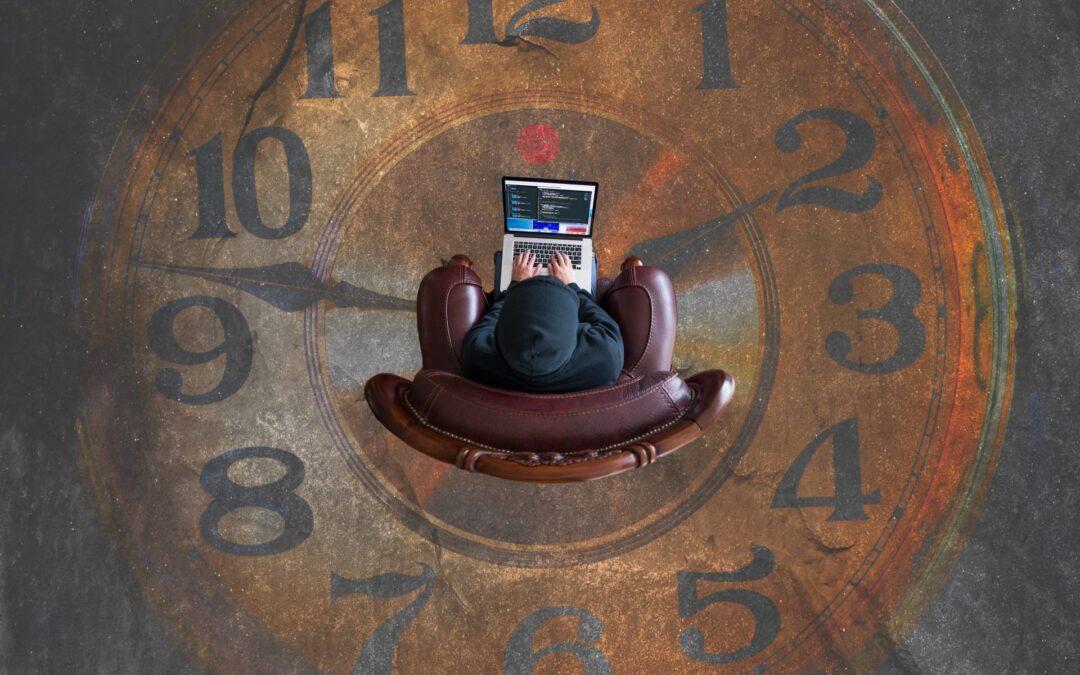 Geen tijd om je boek te schrijven?