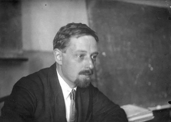Vladimir Propp in 1928
