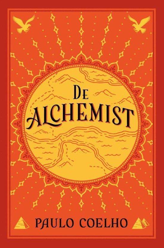 de alchemist paulo coelho cover