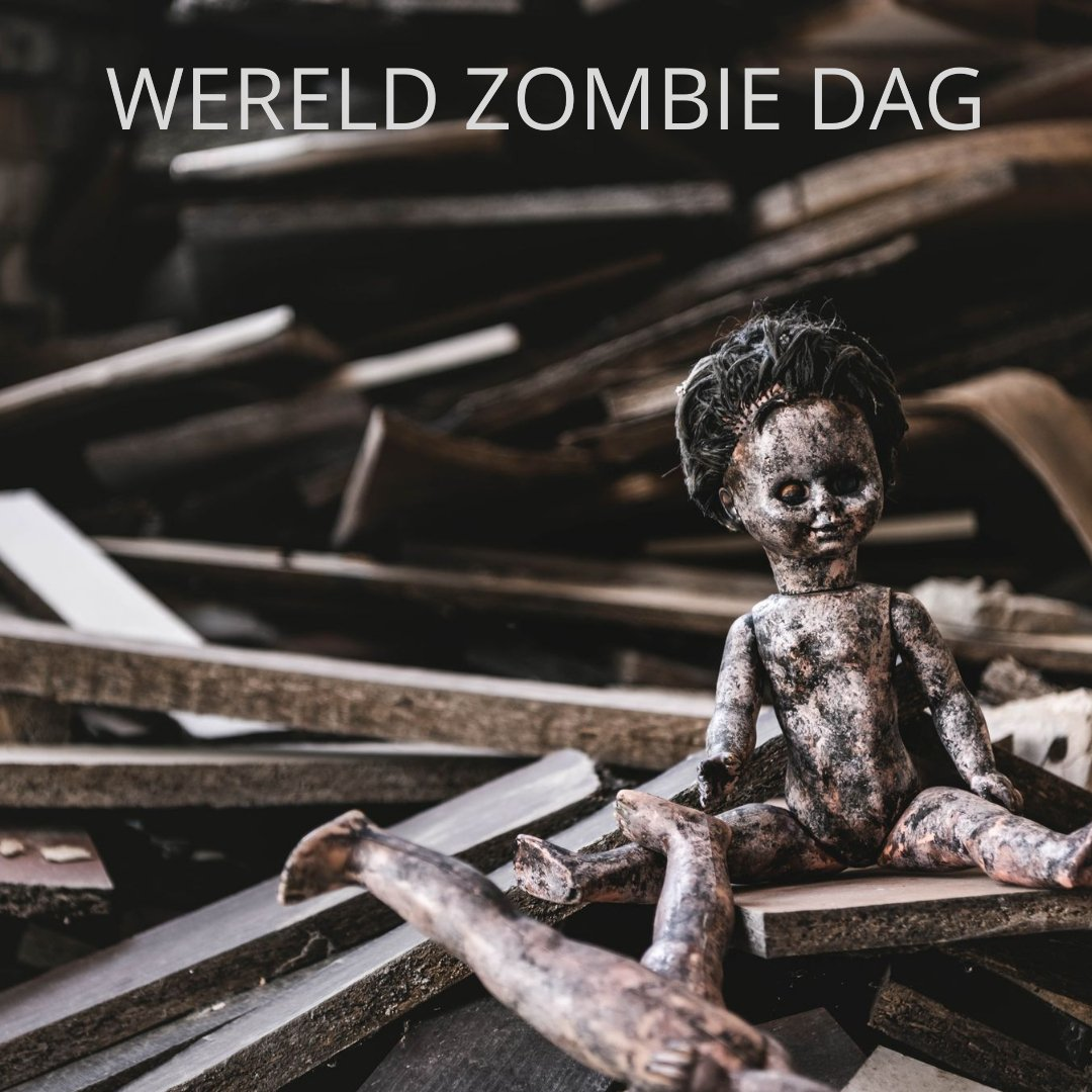 De herkomst van de zombie
